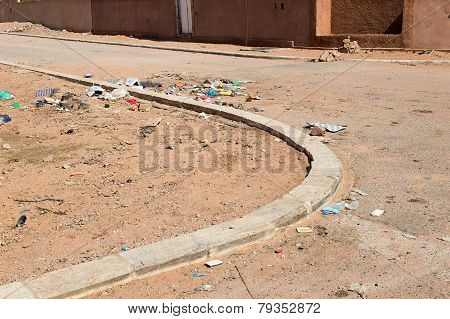 Street And Trash