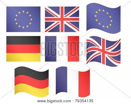 European Flags 1