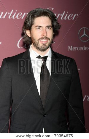 LOS ANGELES - JAN 3:  Jason Reitman at the Palm Springs Film Festival Gala at a Convention Center on January 3, 2014 in Palm Springs, CA