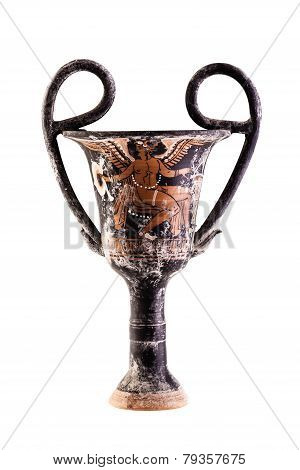 Ancient Volute Krater Vase