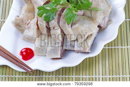 Fresh Chinese Cuisine Chicken
