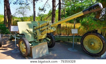 76 - Mm Divisional Cannon