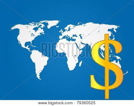 Global Economy Dollar