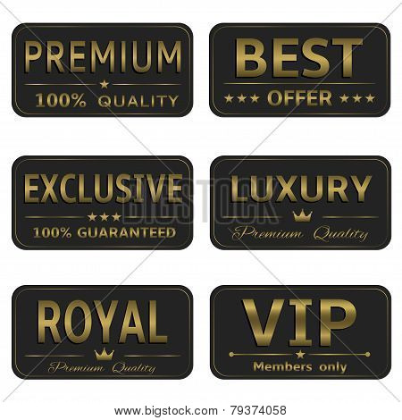 Royal Luxury banners