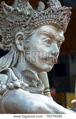 Stone Sculpture, Thailand