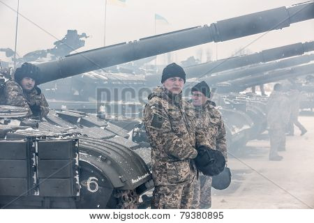 Armed Forces Of Ukraine.