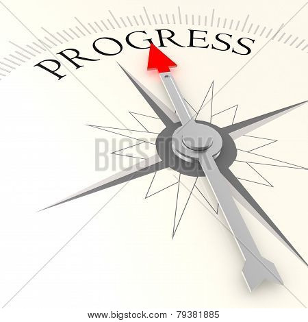 Progress Word On Compass