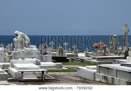 Cemetery at Old San Juan