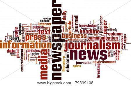 Newspaper Word Cloud