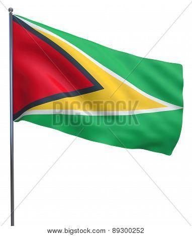 Guiana Flag Image