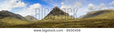 Glen Coe Panorama Highlands Scotland