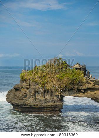 Tanah Lot temple, Bali. Indonesia