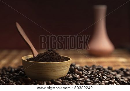Coffee Vase