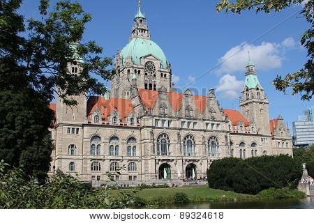 Old Hannover Town Hall