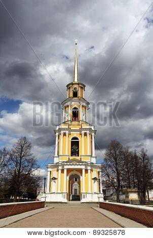 Ryazan Kremlin Belfry