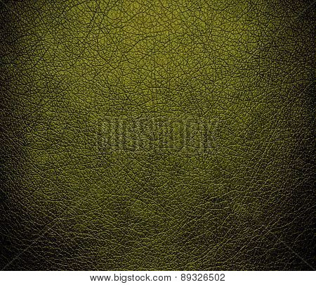 Bronze Yellow color leather texture background
