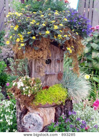 Wildflower Birdhouse