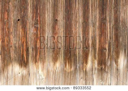 Interesting Weathered Plank Texture