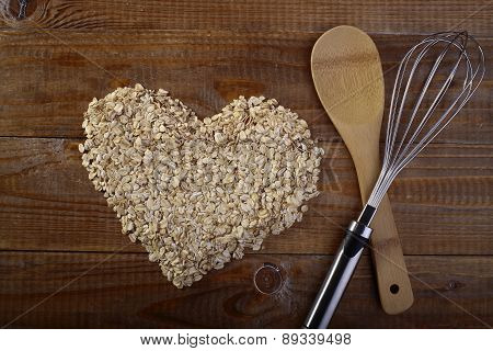 Oatcakes Oatmeal And Kitchen Appliances