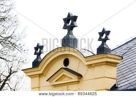 synagogue, Trebic, Czech Republic
