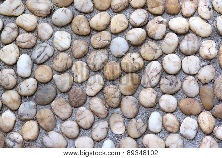 Small Stone Wall