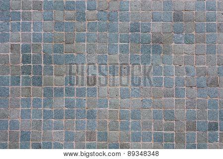 Textured Blue Wall Tiles