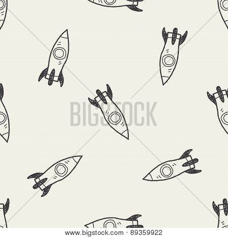 Spaceship Doodle