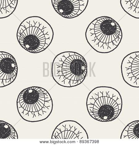 Eyes Ball Doodle