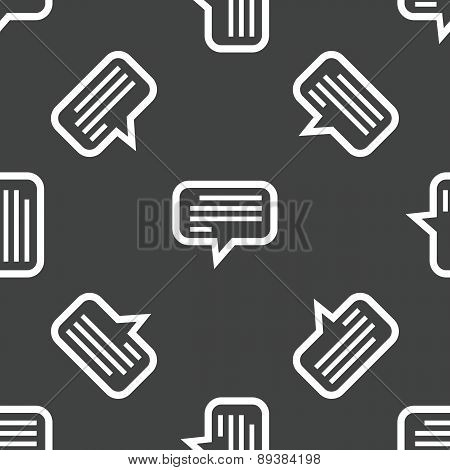 Text message pattern