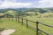 picture of pieniny  - meadows mountains beskidian beskid Pieniny nature highland - JPG