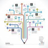 foto of education  - Tree of knowledge - JPG