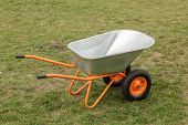 foto of wheelbarrow  - New two - JPG