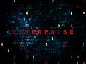 stock photo of enterprise  - Finance concept - JPG