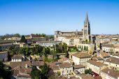 picture of bordeaux  - cityscape of Saint - JPG