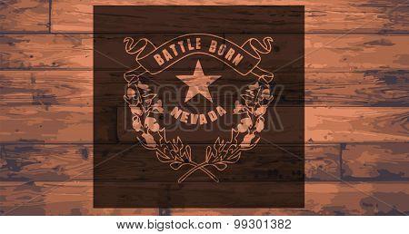 Nevada Flag Brand