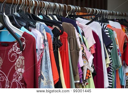 second hand ladieswear fashion