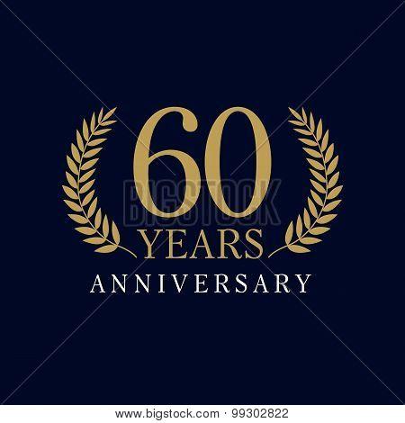 60 anniversary royal logo
