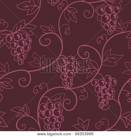 Grape Background.