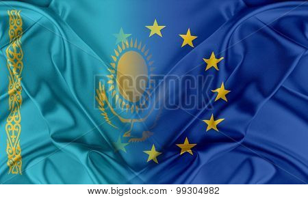 European Union and Kazakhstan.