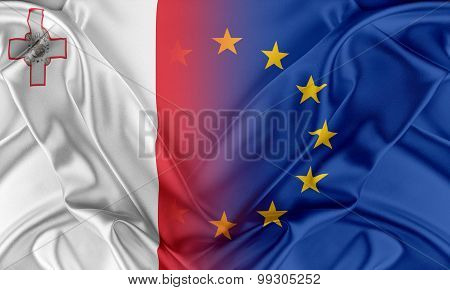 European Union and Malta.