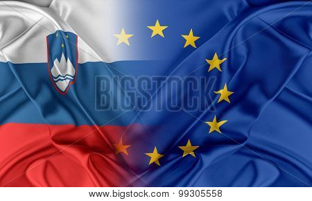 European Union and Slovenia.