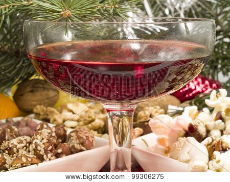 Christmas Food And Drink