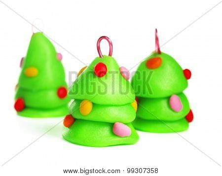 Christmas Tree, Handmade Decoration