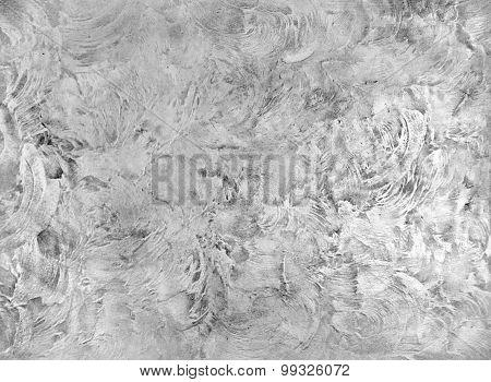 Decorative Plaster Silver