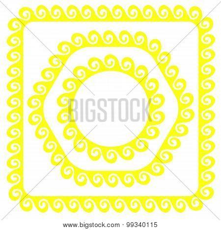 Yellow Frames