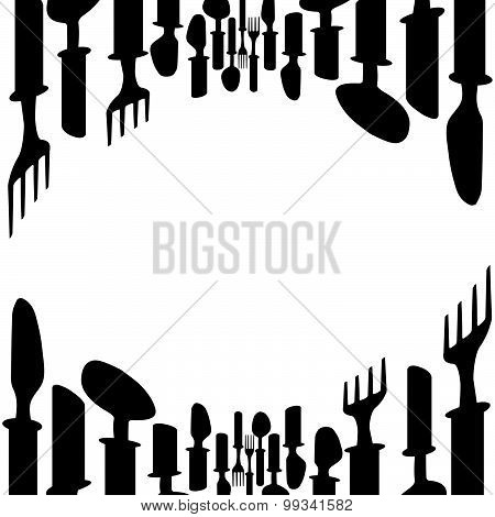 Cutlery Background