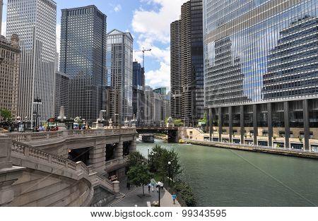 Chicago River, Chicago