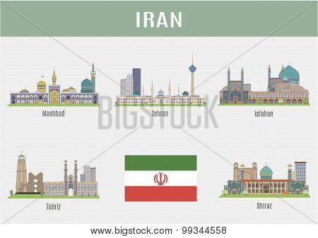 Cities In Iran