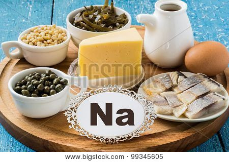 Products Containing Sodium (na)