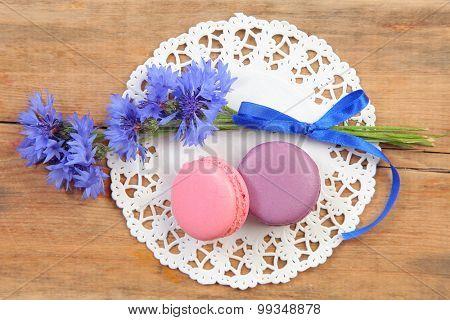swee? breakfast on wooden table